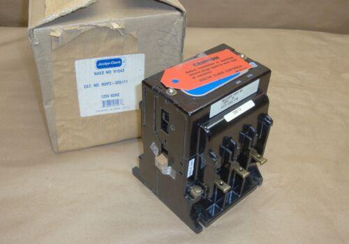 NEW Joslyn Clark RDP2-5051-11  Motor Starter Contactor RDP2505111 600 VDC 56 amp
