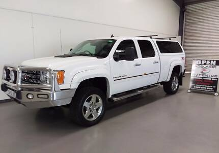 2012 GMC DENALI 2500HD 4X4 Angle Park Port Adelaide Area Preview