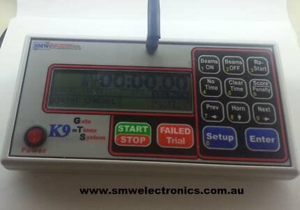Electronic Sports Timing K9 - GTS - Dog Agility Wireless Gates