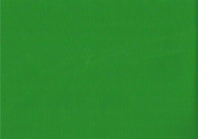 Markisenstoff (Poyester) FNM201  grasgrün Uni
