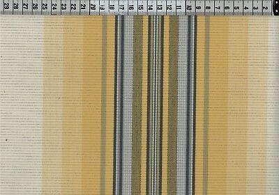 Markisenstoff (Polyester) FNM217 beige-gelb Multistreifen