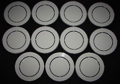Set of 11 Vintage AMERICAN AIRLINES First Class Dining Salad Plates