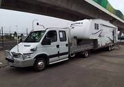 2007 Forest River Sierra PLUS 2005 Iveco Daily Dual Cab TOGETHER Regency Park Port Adelaide Area Preview
