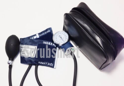 Infant cuff Aneroid Sphygmomanomer Blood Pressure BP Monitor