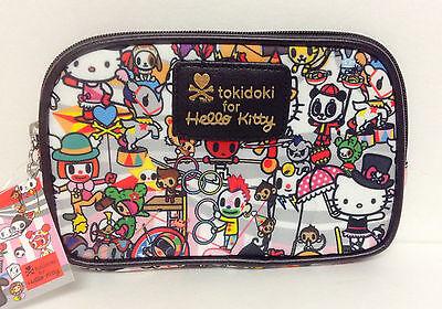 tokidoki x Hello Kitty Circus Wristlet Pouch Bag Sanrio Kawaii