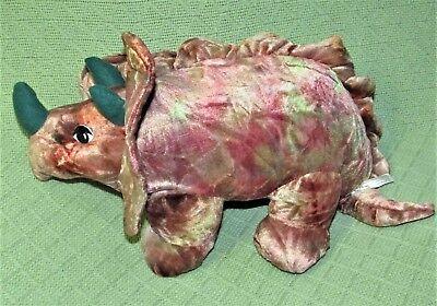Chosun Sears Stegosaurus Plush 17  Stuffed Dinosaur With Crinkle Belly Animal