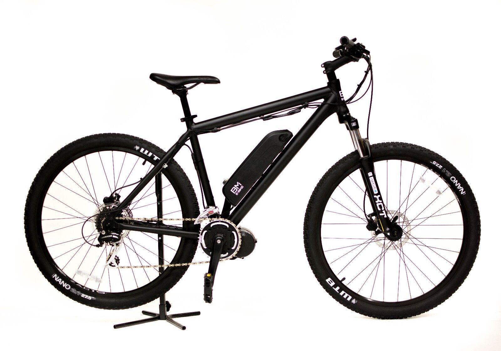 BM Shadow Power Plus 650B v.1  |  Electric Bike + Mid-Drive