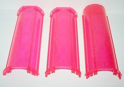 Barbie Dream House Replacement Part 2013 - Pink Elevator - 3 Sections