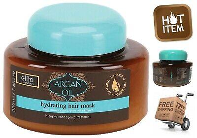 Intensive Nourishing Hair Mask - Argan Oil Hydrating Hair Mask Intensive Hair Treatment Revive & Nourish Dry Hair