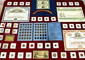 Upside Down Washington Dollar Coin VARIETY (1)