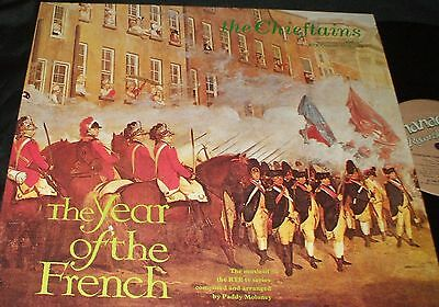 THE CHIEFTAINS The Year of the French LP VG+