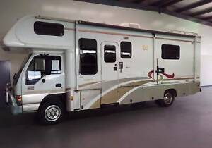 2004 Winnebago Alpine 2514 T/Diesel Auto 138801kms Tows 3500kg Regency Park Port Adelaide Area Preview