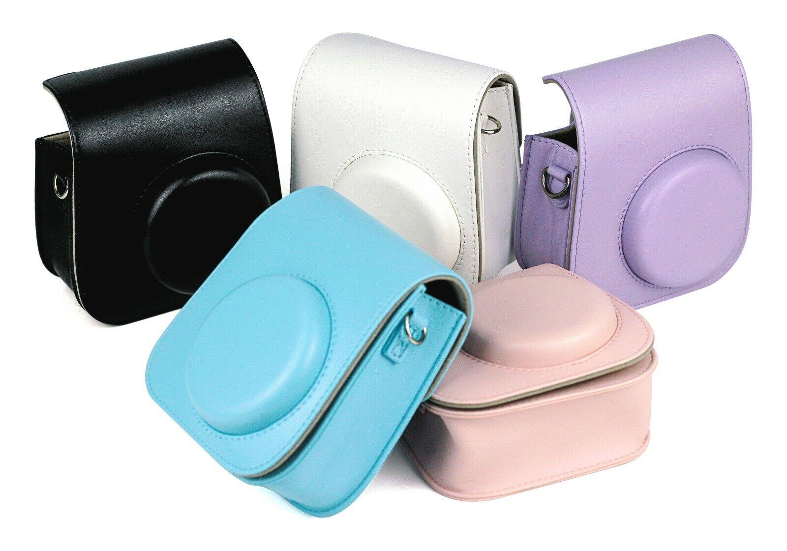 For Fujifilm Instax Mini 11 Instant Camera Case Bag Cover wi