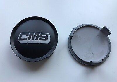 Gebraucht, CMS Nabendeckel Felgendeckel Nabenkappe 74mm schwarz matt NEU 1 Stück gebraucht kaufen  Freiburg