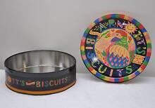 Arnott's 125th Anniversary Biscuit Tin Box Brompton Charles Sturt Area Preview