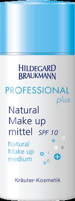 Hildegard Braukmann Professional Plus Natural Make up mittel SPF 8  30 ml