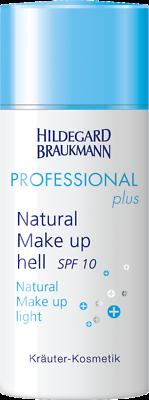 Hildegard Braukmann Professional Plus Natural Make up hell SPF 8 30 ml