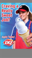 Now Hiring Full and Part Time Positions