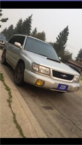 1998 Subaru Forester T/Tb PART OUT