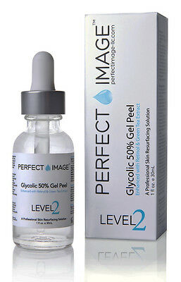 PERFECT IMAGE Glycolic 50% Gel Peel - Enhanced with Retinol