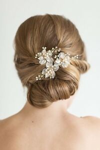 Beautiful Bridal Hair Pins / Hair Piece