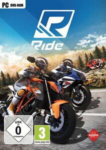 Ride - PC - deutsch - Neu / OVP
