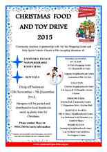 Christmas food and toy drive St Clair Penrith Area Preview