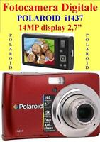 Fotocamera / Videocamera Digitale Polaroid 14 Mp I1437 Display 2,7, - - polar - ebay.it