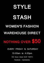 Women's Fashion East Perth Perth City Preview