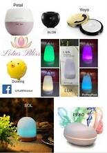 Range of Diffusers, Humidifiers, Salt Lamps & Essential Oils Mount Pleasant Melville Area Preview