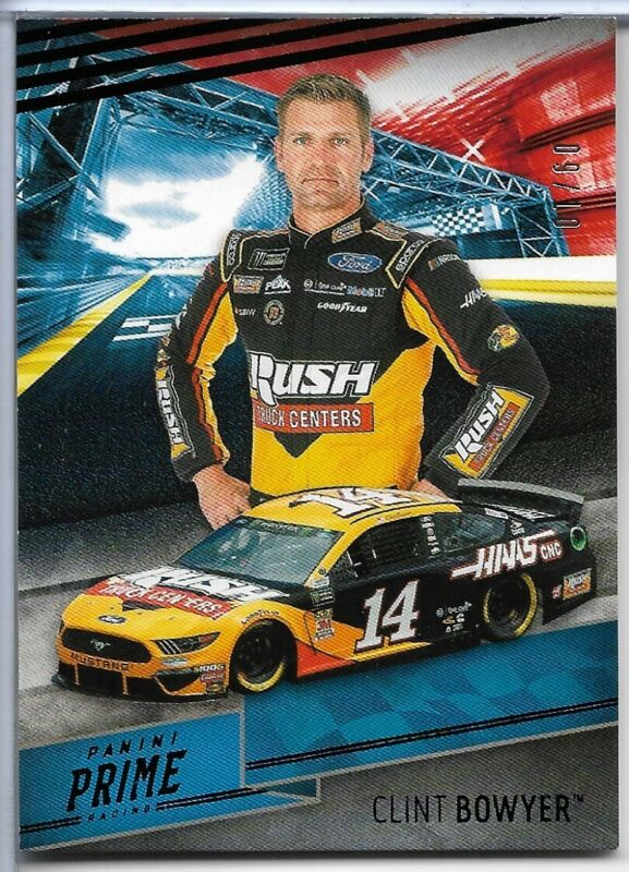"""2019 1//24 #14 Clint Bowyer """"Toco Warranty"""" Ford Mustang Elite 1 of 72 SD Ship"""