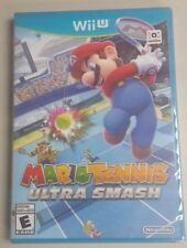 Mario Tennis Ultra Smash (Wii U) Brand New