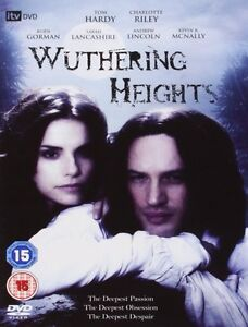 Wuthering Heights (2009) - Tom Hardy - NEW DVD