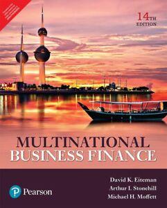 Multinational Business Finance, 14E by Eiteman David and I. Stonehill Arthur