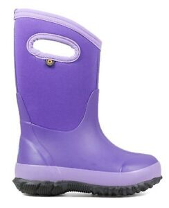Brand New Girls Bogs Winter Boots Size 8.