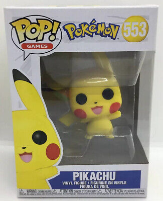 Funko Pop Games Pikachu 553 #2