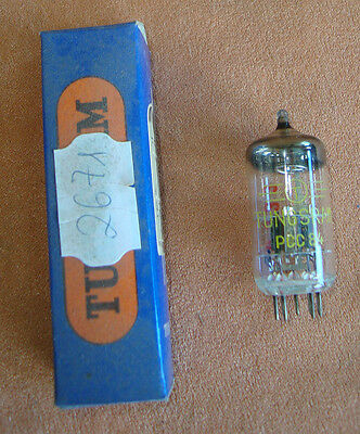 Elektronik Röhre PCC 84 Elektronenröhre Tungsram  2595