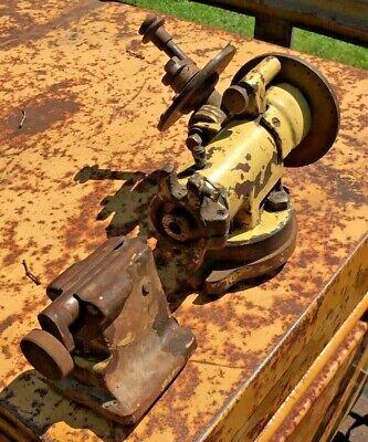 Van Norman 7-12 Indexing Dividing Head W Tailstock Milling Machine Tool