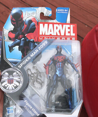 spiderman 2099 marvel legends