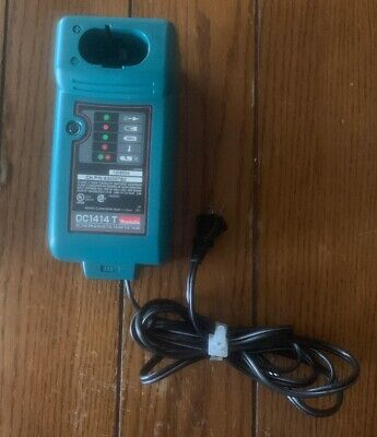MAKITA Genuine Battery Charger 14.4V. Model: DC1414T. for sale  Shipping to India