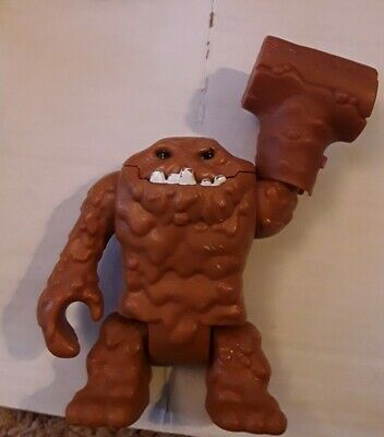 DC Comics Imaginext Clayface with hammer hand