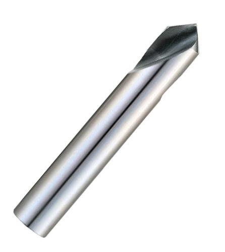 """1"""" 90° Degree HSSCo8 M42 Cobalt NC/CNC Spot Drill Part Number 0641L YG-1"""