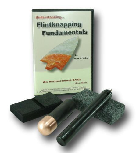 Mini Flint Knapping Kit - Flintknapping tools, flint knapping, arrowheads,