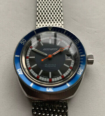 Vintage Divers Watch by Ando -  (Opera/Aquadive)
