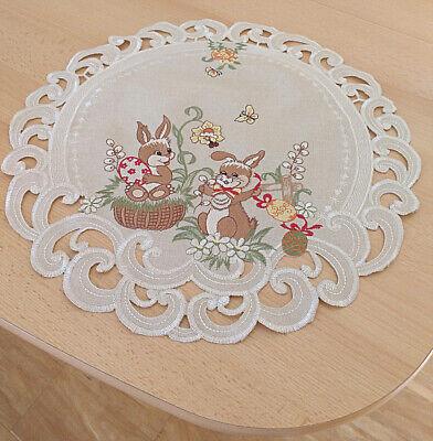 Ostertischdecken Easter - Tischdeko für Ostern in 4 Größen verschiedene Formen