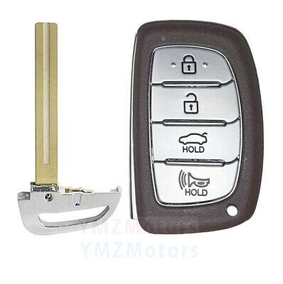 OEM   Hyundai Sonata   2018 -2019 FOB Smart   Keyless remote  key