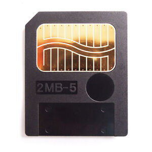 2MB-5V-5volt-SmartMedia-Card-SM-GENUINE-Brand-NEW-Made-in-Japan-ROLAND-BOSS