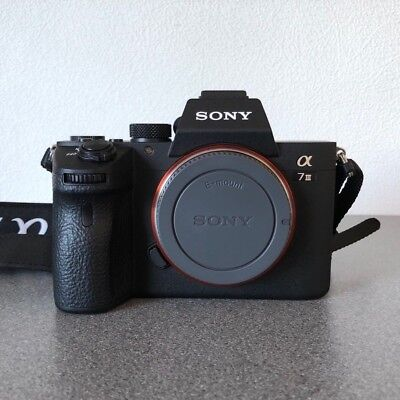 Sony a7 III (A73) Mirrorless Camera (Body Only) + Spare Battery