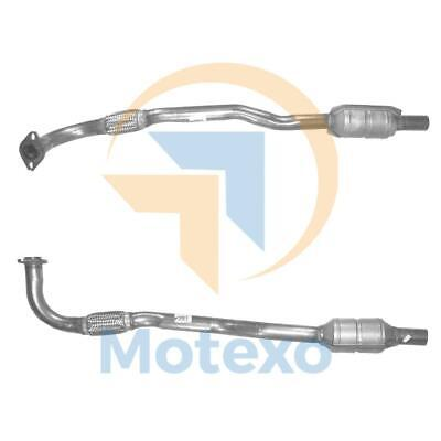 BM80213 Exhaust Diesel Catalytic Converter +Fitting Kit +2yr Warranty