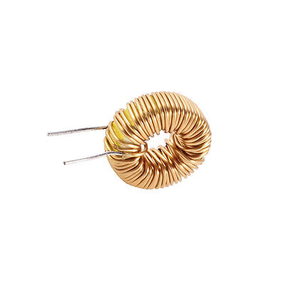 2pcs New Diy Mah--100uh 6a Coil Toroid Core Inductors Wire Wind Wound Ca New